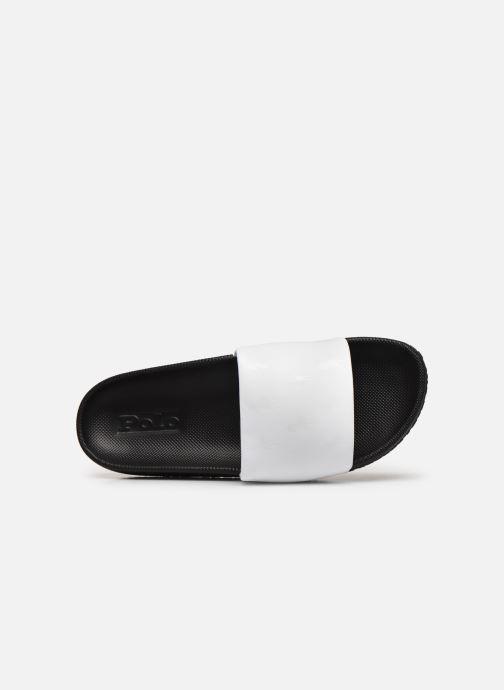 Sandales et nu-pieds Polo Ralph Lauren CAYSON PP Noir vue gauche