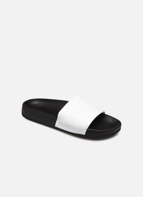 Sandalias Polo Ralph Lauren CAYSON PP Negro vista de detalle / par