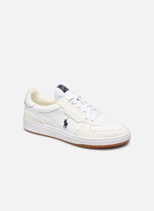 Sneaker Polo Ralph Lauren POLO COURT PP weiß detaillierte ansicht/modell