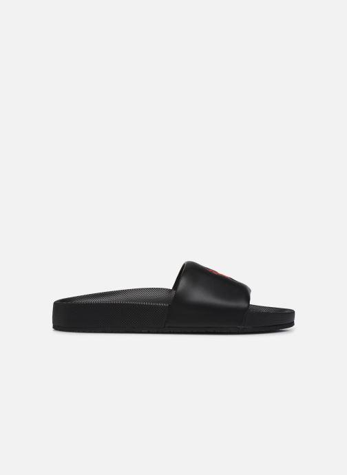 Sandales et nu-pieds Polo Ralph Lauren CAYSON Noir vue derrière