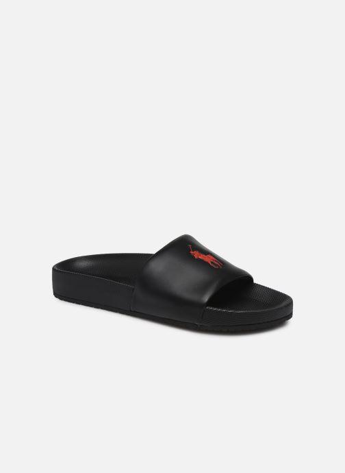 Sandales et nu-pieds Polo Ralph Lauren CAYSON Noir vue détail/paire