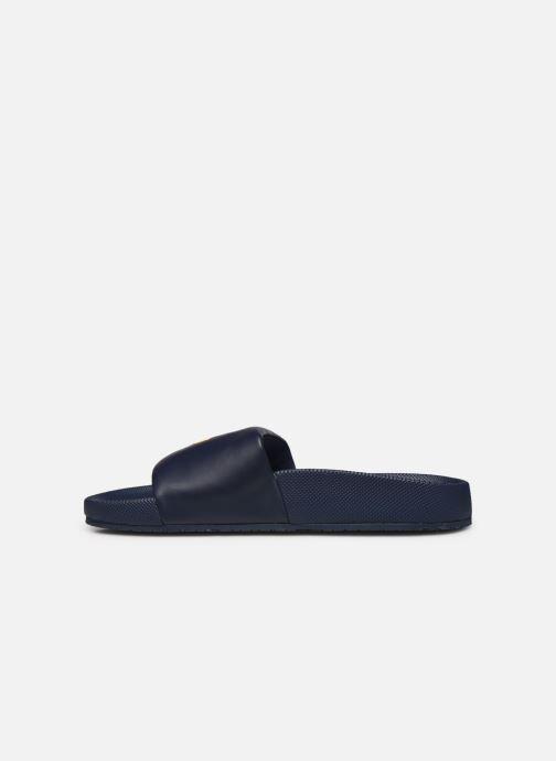 Sandales et nu-pieds Polo Ralph Lauren CAYSON Noir vue face