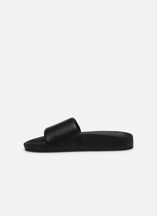 Sandali e scarpe aperte Polo Ralph Lauren CAYSON Nero immagine frontale