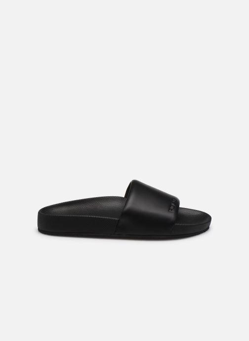 Sandali e scarpe aperte Polo Ralph Lauren CAYSON Nero immagine posteriore