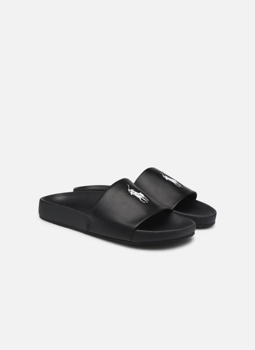 Sandalen Polo Ralph Lauren CAYSON schwarz 3 von 4 ansichten