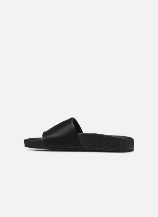 Sandalen Polo Ralph Lauren CAYSON schwarz ansicht von vorne