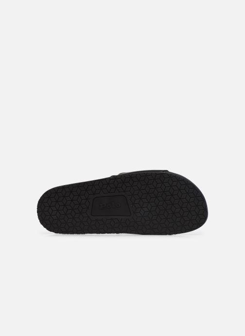 Sandalen Polo Ralph Lauren CAYSON schwarz ansicht von oben