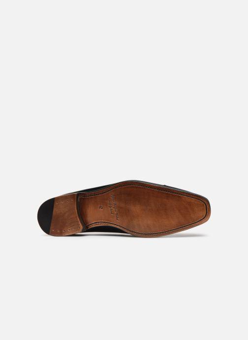 Chaussures à lacets Marvin&Co Luxe Wolter - Cousu Goodyear Noir vue haut