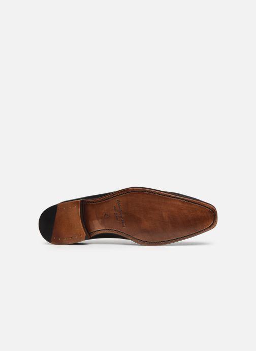 Zapatos con cordones Marvin&Co Luxe Waltery - Cousu Goodyear Gris vista de arriba