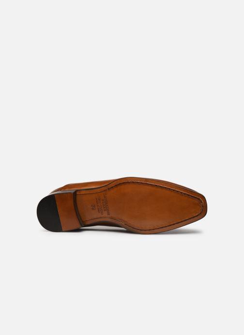 Scarpe con lacci Marvin&Co Luxe Donogan - Cousu Blake Marrone immagine dall'alto