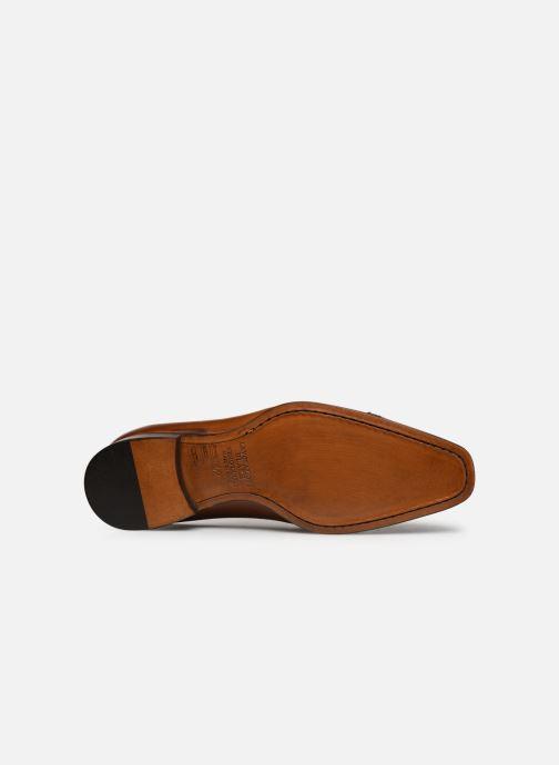 Zapatos con cordones Marvin&Co Luxe Danurio - Cousu Blake Marrón vista de arriba