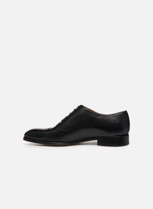 Zapatos con cordones Marvin&Co Luxe Danurio - Cousu Blake Negro vista de frente