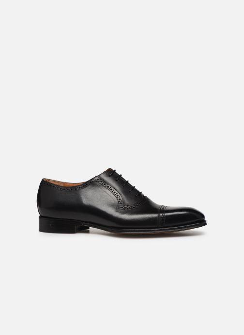 Zapatos con cordones Marvin&Co Luxe Danurio - Cousu Blake Negro vistra trasera