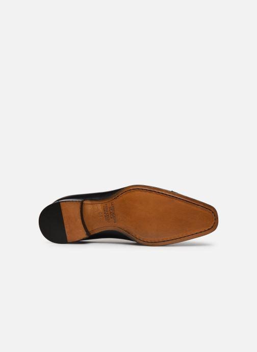Zapatos con cordones Marvin&Co Luxe Danurio - Cousu Blake Negro vista de arriba