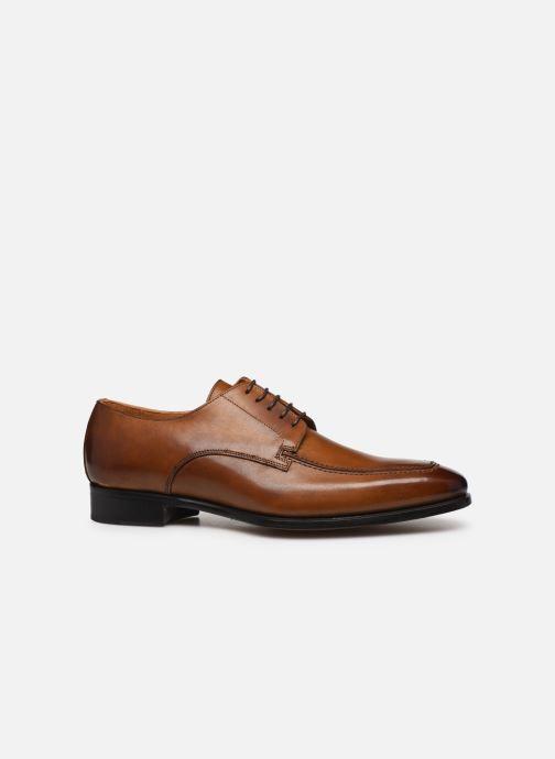 Zapatos con cordones Marvin&Co Luxe Darijo - Cousu Blake Marrón vistra trasera
