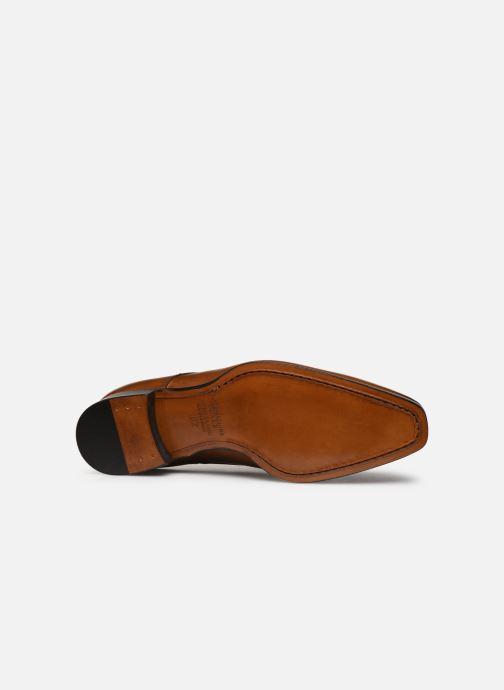 Zapatos con cordones Marvin&Co Luxe Darijo - Cousu Blake Marrón vista de arriba