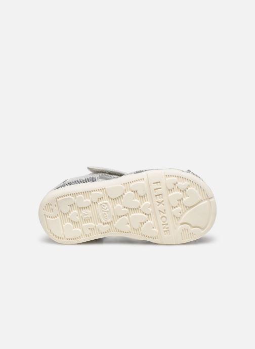 Sandales et nu-pieds Chicco Gigina Argent vue haut