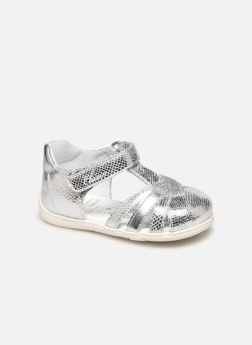 Sandales et nu-pieds Chicco Gigina Argent vue détail/paire