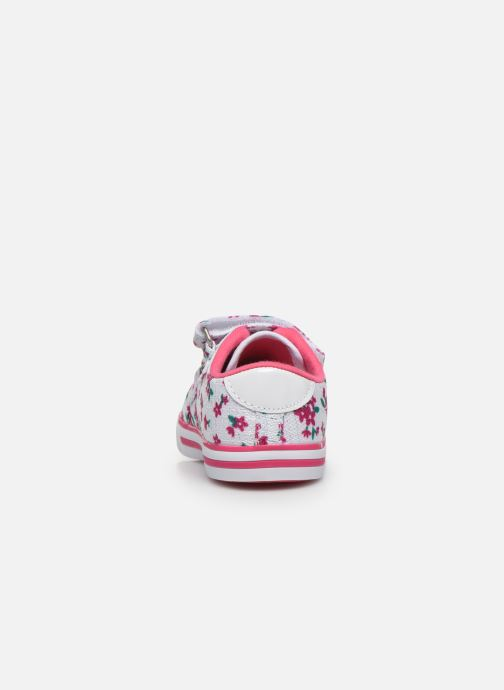Baskets Chicco Francy Rose vue droite