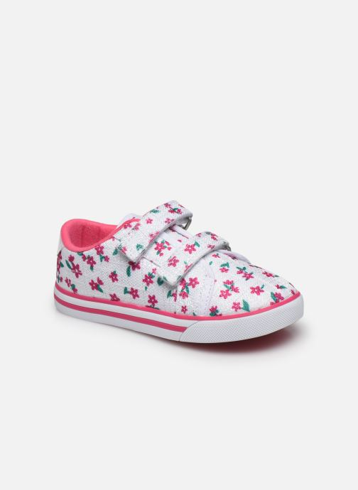 Baskets Chicco Francy Rose vue détail/paire