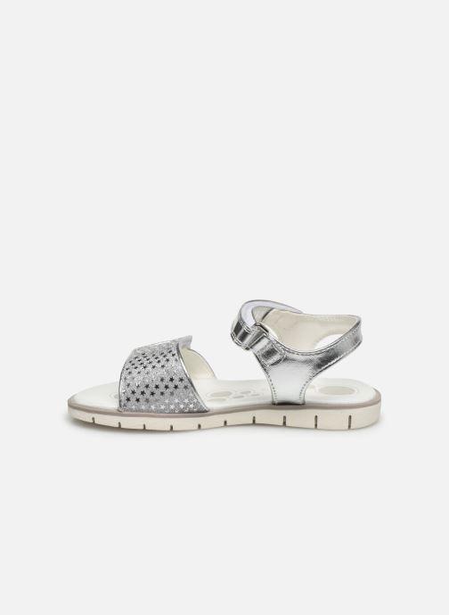 Sandales et nu-pieds Chicco Cassia Argent vue face