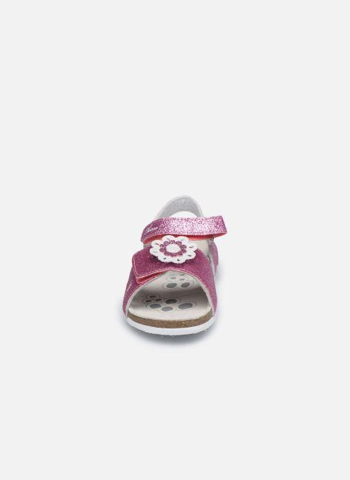 Sandalen Chicco Hasia rosa schuhe getragen