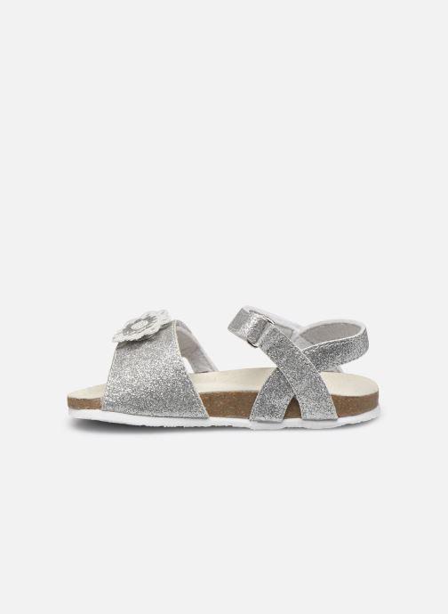 Sandali e scarpe aperte Chicco Hasia Argento immagine frontale