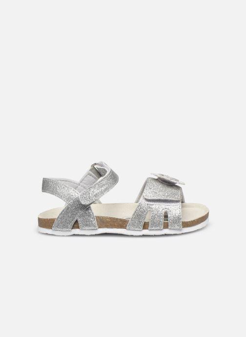 Sandali e scarpe aperte Chicco Hasia Argento immagine posteriore