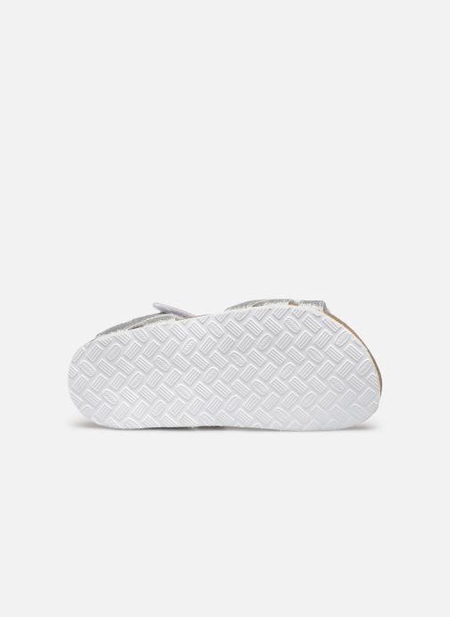 Sandali e scarpe aperte Chicco Hasia Argento immagine dall'alto