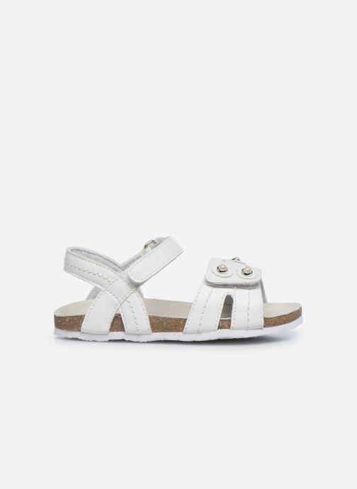 Sandali e scarpe aperte Chicco Helena Bianco immagine posteriore