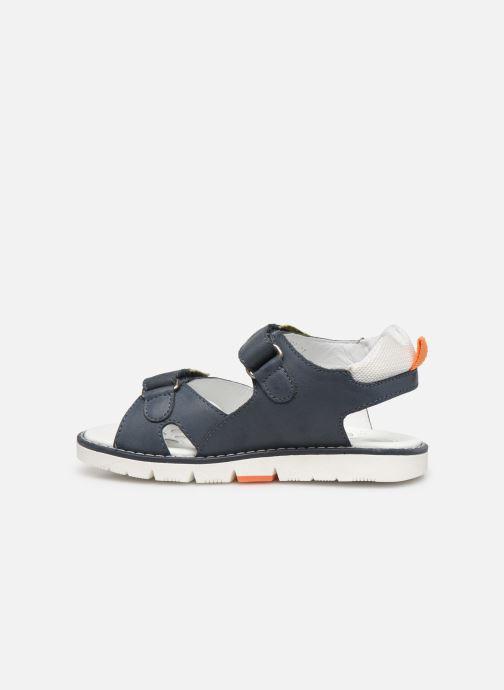 Sandali e scarpe aperte Chicco Celic Azzurro immagine frontale