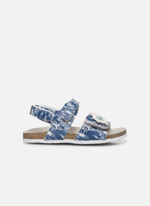 Sandali e scarpe aperte Chicco Hazel Azzurro immagine posteriore