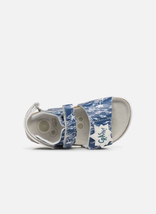 Sandali e scarpe aperte Chicco Hazel Azzurro immagine sinistra