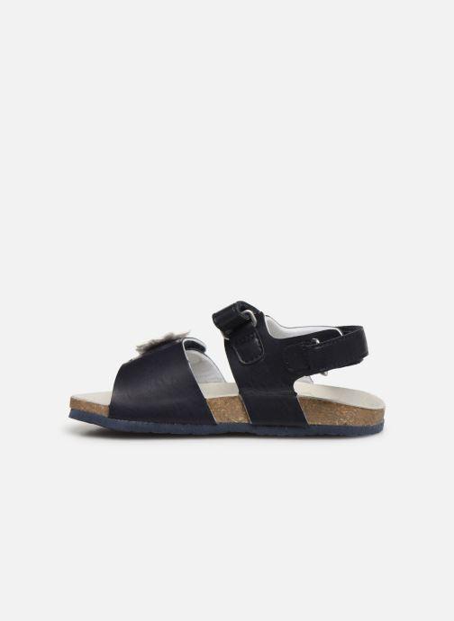 Sandali e scarpe aperte Chicco Hazel Azzurro immagine frontale