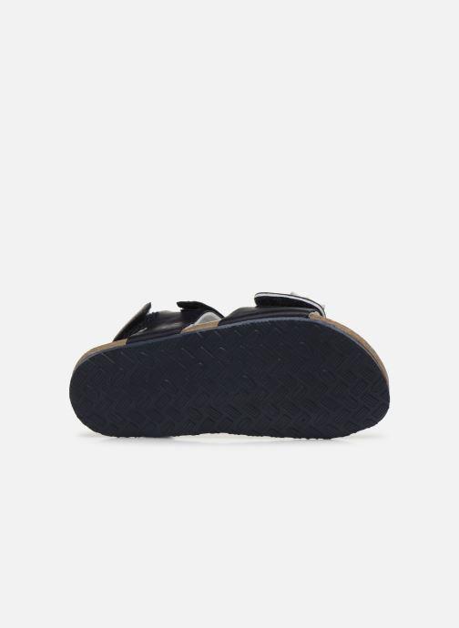 Sandali e scarpe aperte Chicco Hazel Azzurro immagine dall'alto