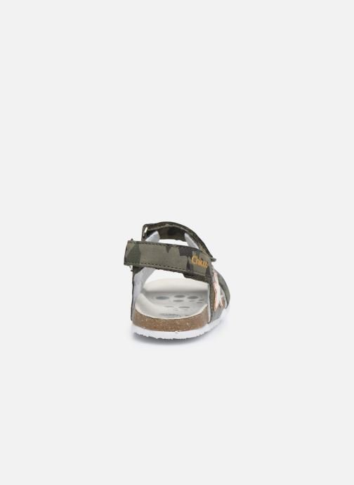 Sandali e scarpe aperte Chicco Helmos Verde immagine destra