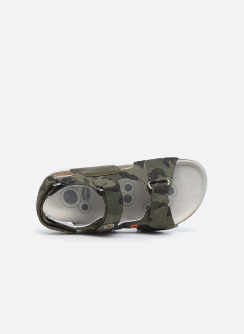 Sandali e scarpe aperte Chicco Helmos Verde immagine sinistra