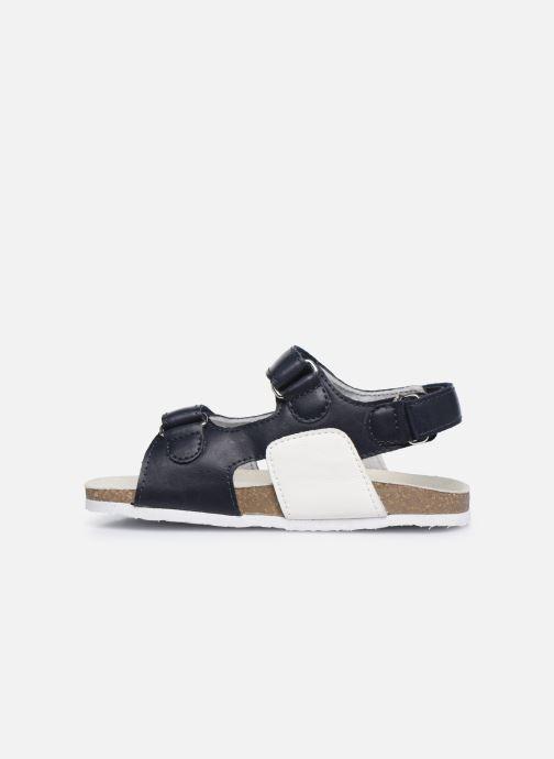 Sandales et nu-pieds Chicco Helmos Bleu vue face