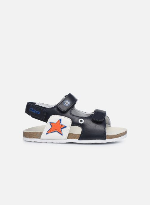 Sandales et nu-pieds Chicco Helmos Bleu vue derrière