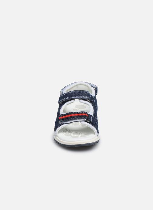 Sandales et nu-pieds Chicco Colby Bleu vue portées chaussures