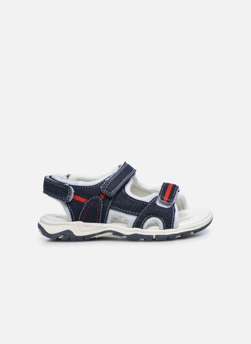 Sandali e scarpe aperte Chicco Colby Azzurro immagine posteriore