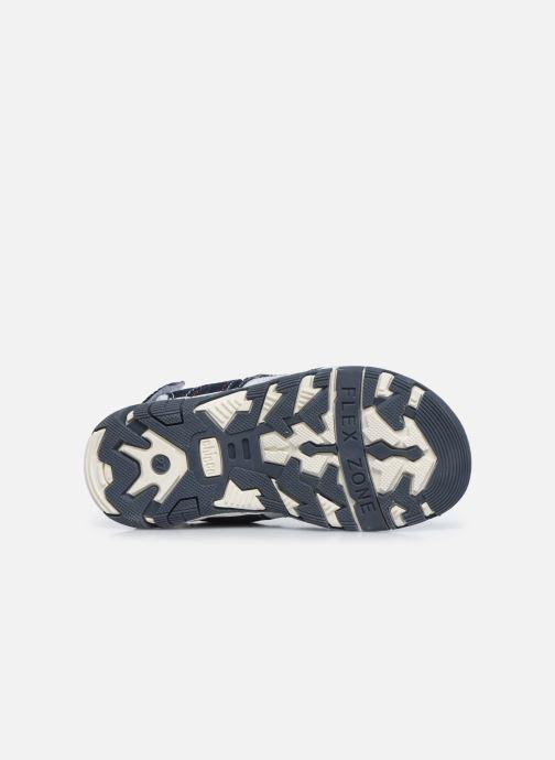 Sandales et nu-pieds Chicco Colby Bleu vue haut