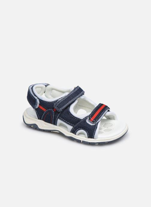 Sandales et nu-pieds Chicco Colby Bleu vue détail/paire