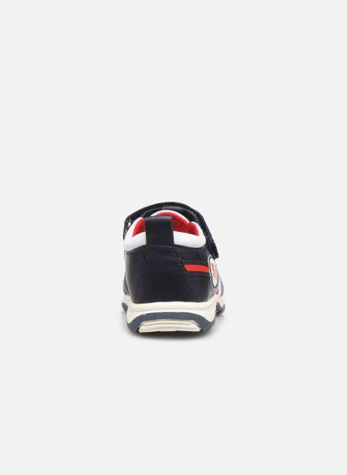 Sandales et nu-pieds Chicco Costarica Bleu vue droite