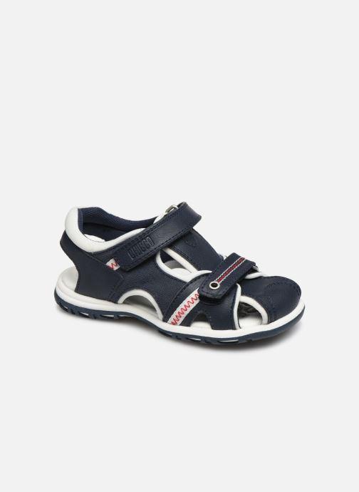 Sandales et nu-pieds Chicco Calligan Bleu vue détail/paire