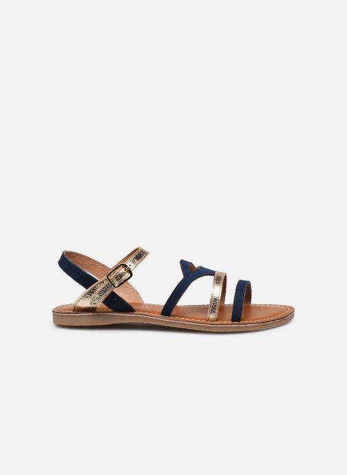 Sandales et nu-pieds L'Atelier Tropézien Sandales IL101 Bleu vue derrière