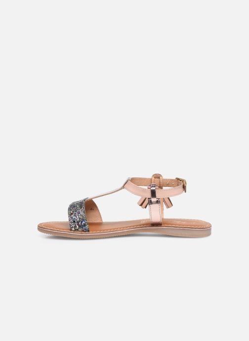 Sandales et nu-pieds L'Atelier Tropézien Sandales IL112E Beige vue face