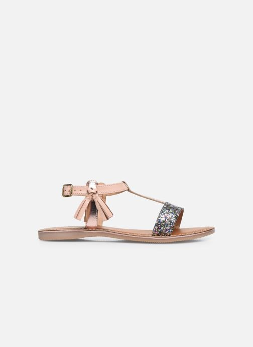 Sandales et nu-pieds L'Atelier Tropézien Sandales IL112E Beige vue derrière