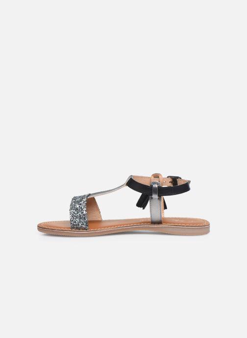 Sandali e scarpe aperte L'Atelier Tropézien Sandales IL112E Grigio immagine frontale