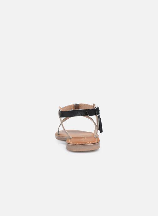 Sandali e scarpe aperte L'Atelier Tropézien Sandales IL112E Grigio immagine destra
